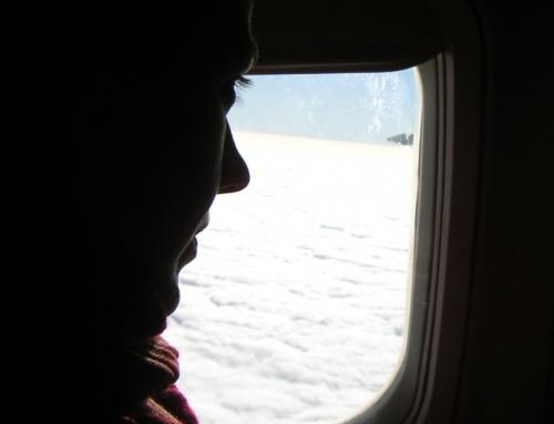 Un pied dans l'avion, l'autre dans le 4×4