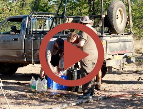 Ravitaillement en eau [Vidéo]