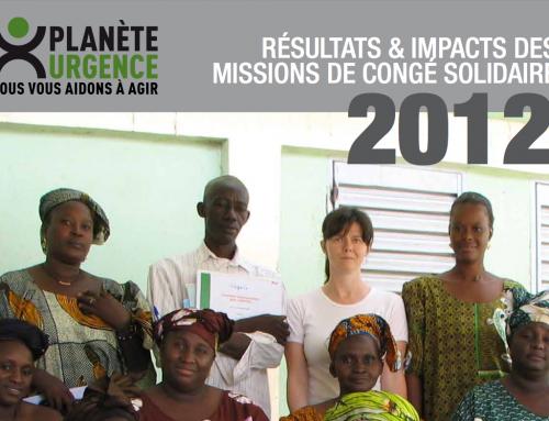 Planète Urgence : Résultats de la mission de Protection de la faune au Hwange (Zimbabwe)