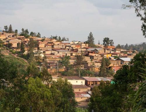 Shopping à Kigali Hill
