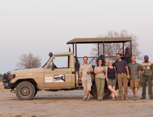 Mission léo : Dans la cage du léopard