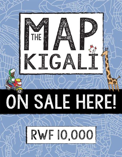 Kigali-Map