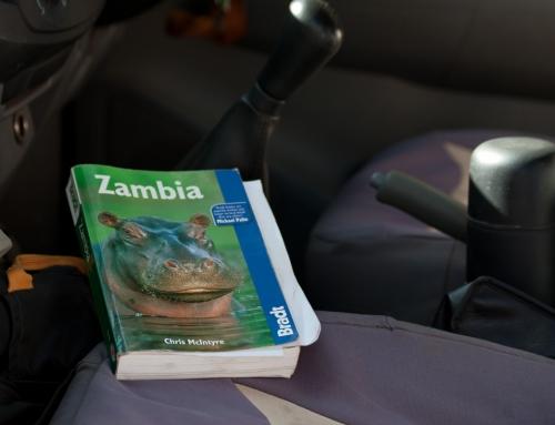Trouver des infos sur la Zambie