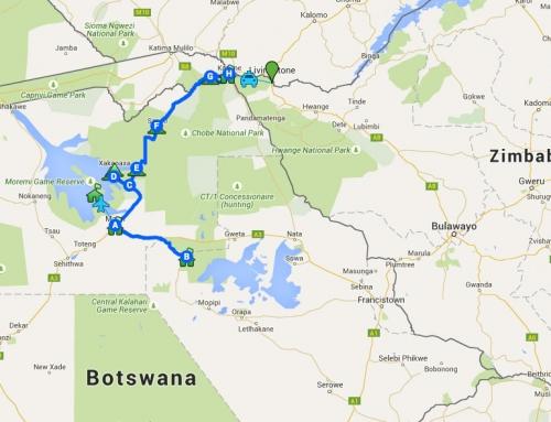 Botswana : itinéraire bouclé