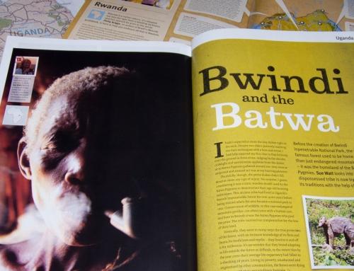 Se renseigner sur l'Ouganda et sur le Rwanda