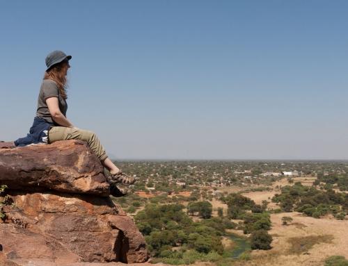 Botswana côté ville : Mochudi