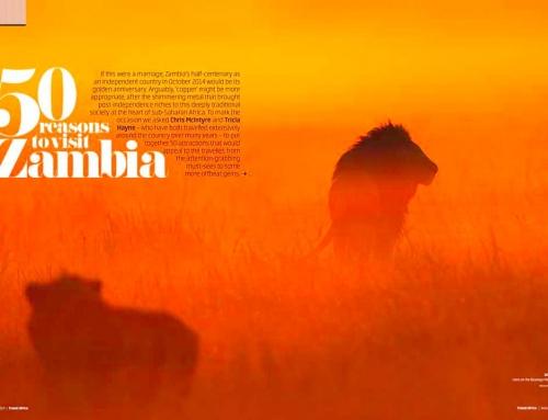 D'autres infos sur la Zambie : Travel Zambia