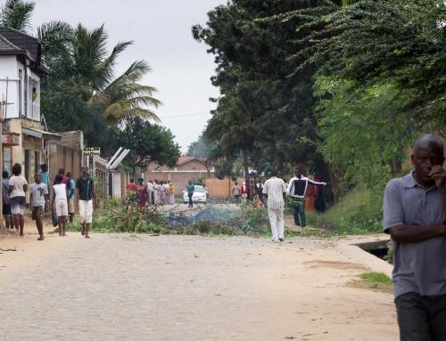 La traversée improvisée du Burundi
